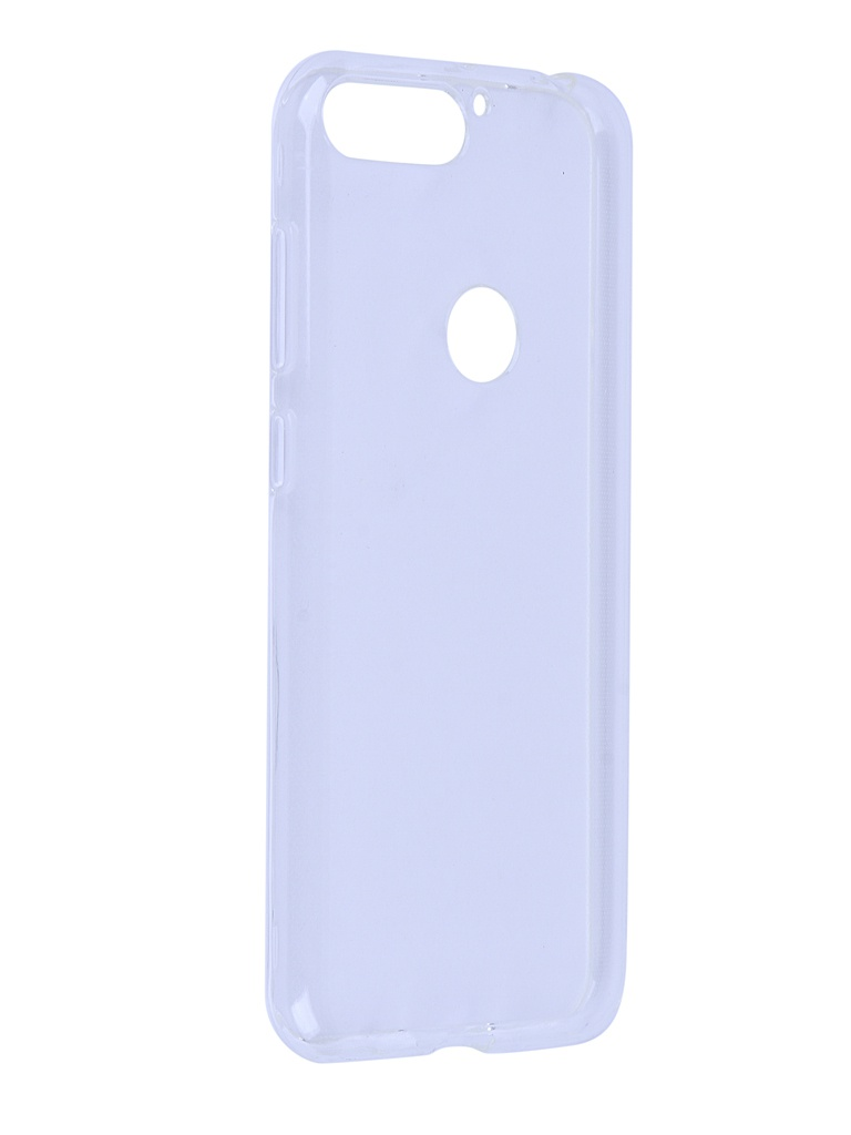 Аксессуар Чехол для BQ 5528L Strike Forward Silicone Transparent
