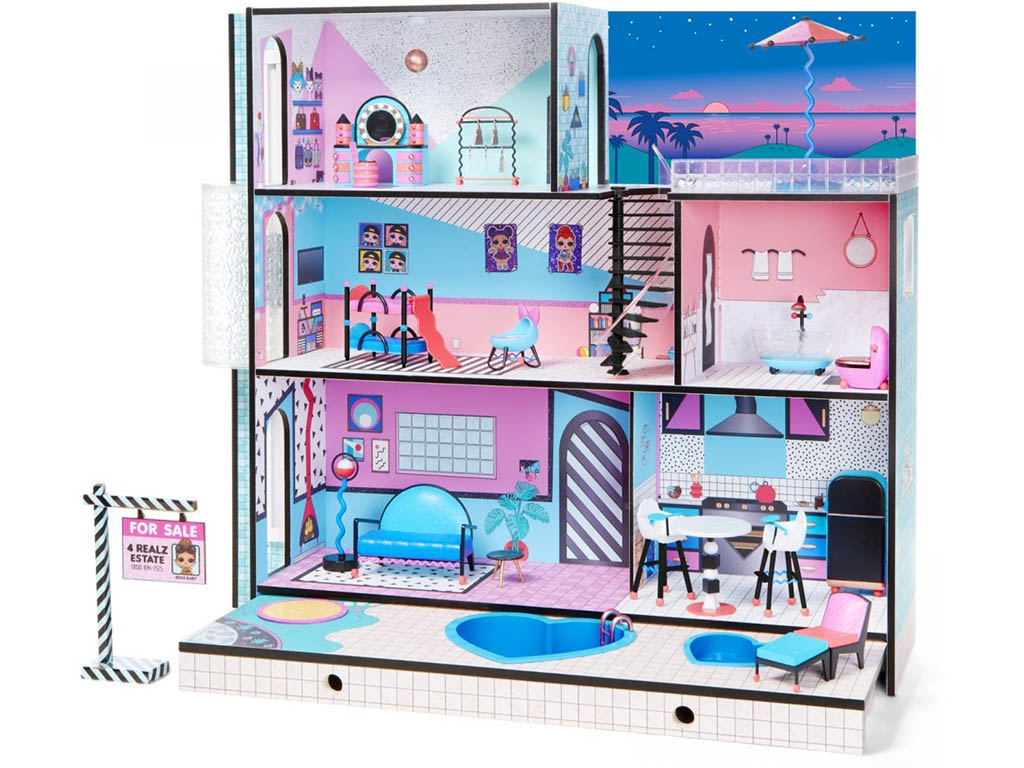 Кукольный домик MGA Entertainment L.O.L. Surprise House 555001