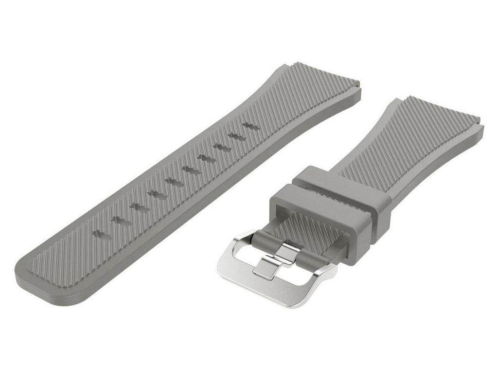 Аксессуар Ремешок Apres для Amazfit Stratos / Pace Samsung Gear S3 Grey