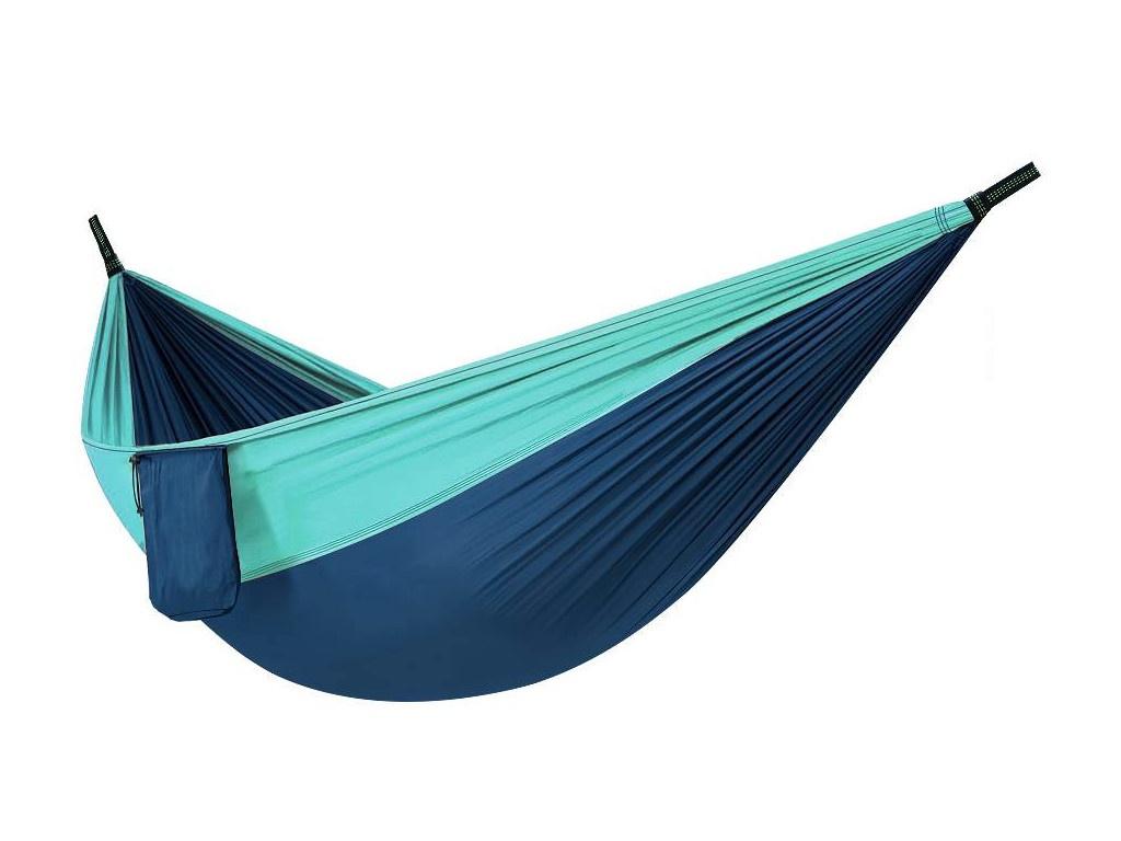 Гамак Xiaomi ZaoFeng Parachute Cloth Turquoise survival parachute cord paracord purple 30m 140kg max tensile
