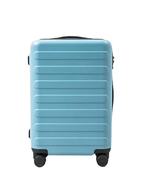Чемодан Xiaomi 90 Points Rhine Flower Suitcase 20 Blue цена и фото