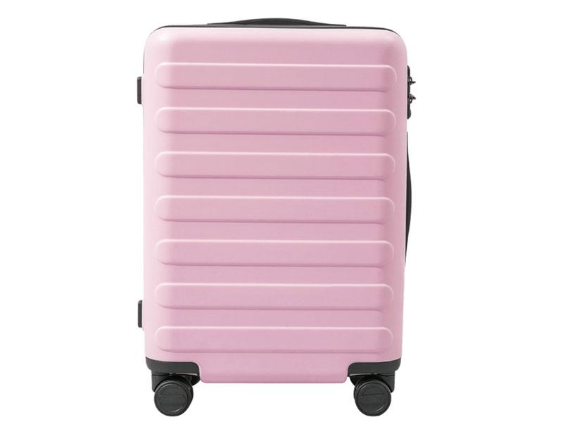 Чемодан Xiaomi 90 Points Rhine Flower Suitcase 20 Pink чемодан xiaomi runmi 90 fun seven bar business suitcase 20 red