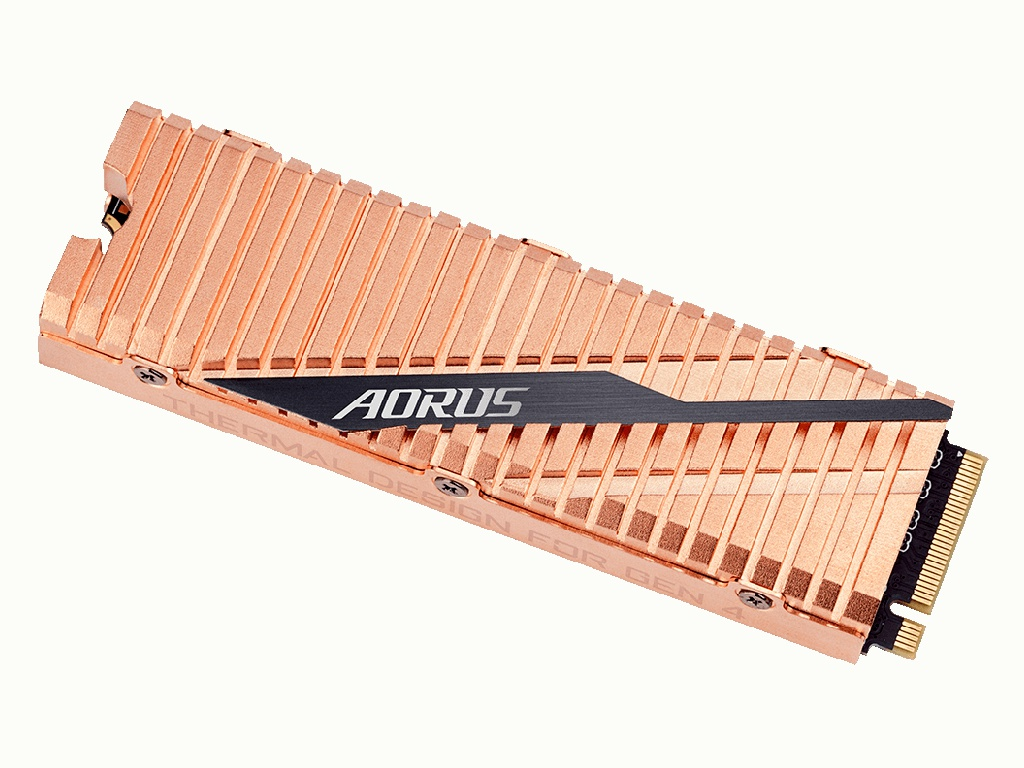 Жесткий диск GigaByte Aorus 1Tb GP-ASM2NE6100TTTD