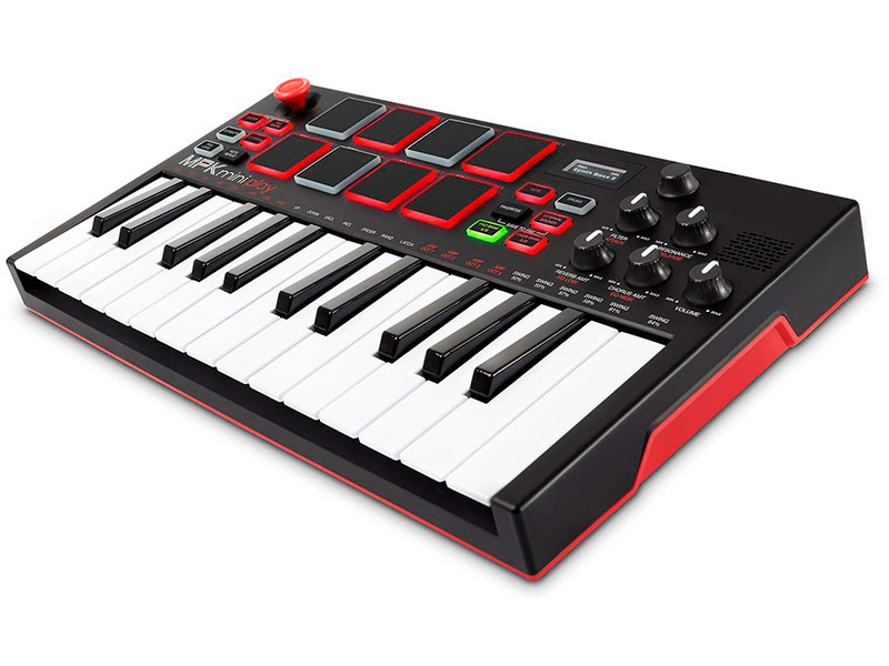 MIDI-клавиатура AKAI Pro MPK Mini Play