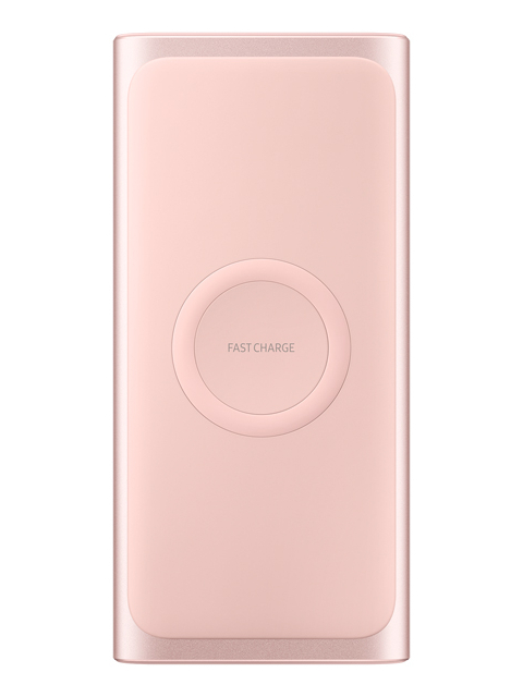 Внешний аккумулятор Samsung Power Bank 10000mAh Pink EB-U1200CPRGRU