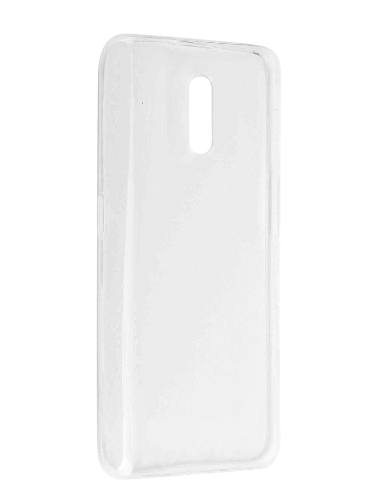 Чехол Zibelino для OPPO Reno Ultra Thin Case Transparent ZUTC-OP-RENO-WHT