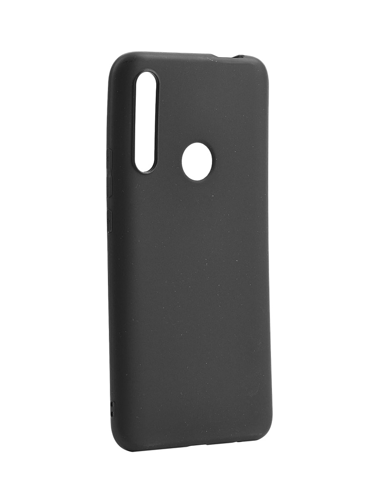 Чехол Zibelino для Huawei P Smart Z 2019 Soft Matte Black ZSM-HUA-PSMTZ-BLK аксессуар чехол для huawei p smart z black 51993123