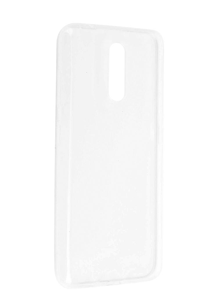 Аксессуар Чехол Zibelino для Nokia 3.2 2019 Ultra Thin Case Transparent ZUTC-NOK-3.2-WHT чехол nokia 2 slim crystal case transparent cc 104