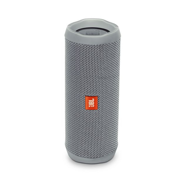 Колонка JBL Flip 4 Grey New Выгодный набор + серт. 200Р!!!