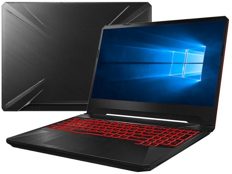 Ноутбук ASUS FX505DD-BQ215T 90NR02C2-M05300 (AMD Ryzen 5-3550H 2.1GHz/16384Mb/512Gb SSD/No ODD/nVidia GeForce GTX 1050 3072Mb/Wi-Fi/Cam/15.6/1920x1080/Windows 10 64-bit) ноутбук asus tuf fx505dy bq024t 90nr01a2 m02100 amd ryzen 5 3550h 2 1 ghz 8192mb 512gb ssd no odd amd radeon rx 560x 4096mb wi fi cam 15 6 1920x1080 windows 10 64 bit