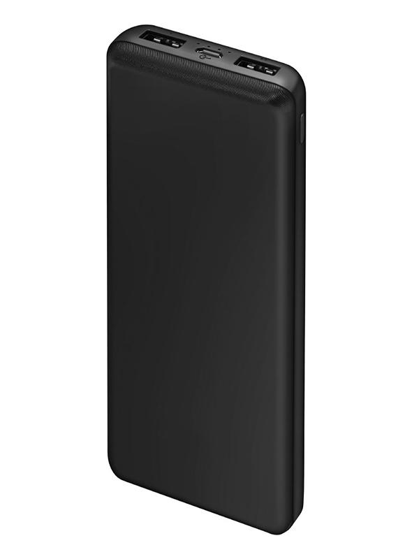 Аккумулятор Ginzzu GB-3920, 20000 mAh Black