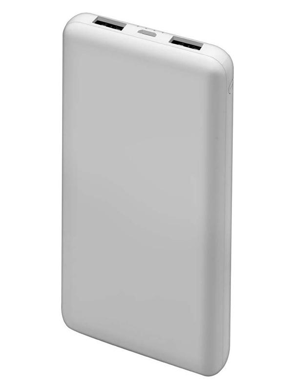Внешний аккумулятор Ginzzu Power Bank 10000mAh White GB-3911W