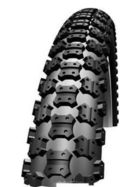 Велопокрышка Schwalbe Mad Mike, HS 137, 20x2.125, 57-406, Active Line, SBC, Kevlar Guard, TwinSkin, Black, 11117400.01