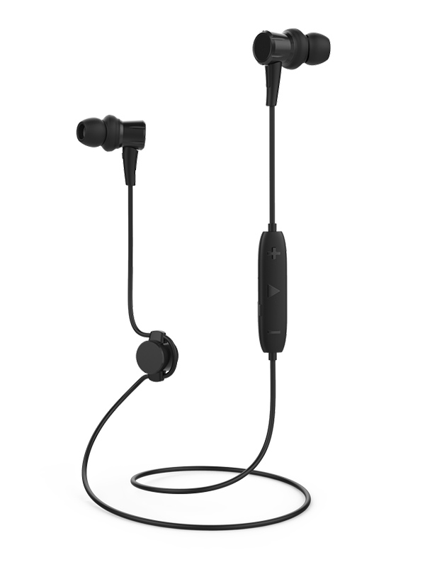 Наушники Devia Strom Series Bluetooth Black