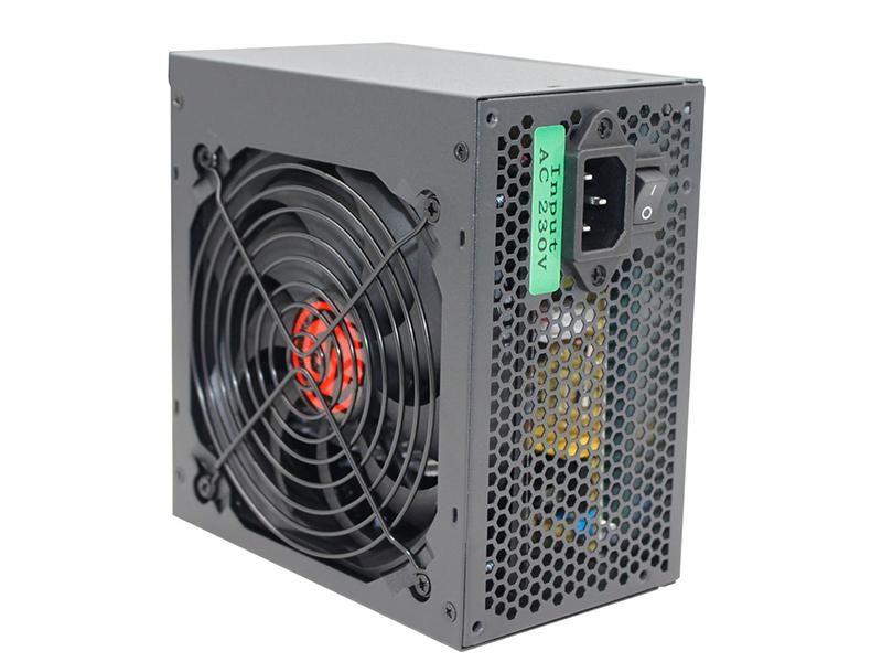 Блок питания Ginzzu CB650 12CM 650W — CB650