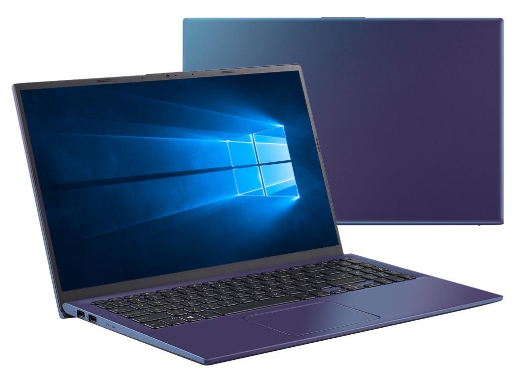 Ноутбук ASUS X512UA-BQ272T 90NB0K86-M04110 (Intel Core i5-8250U 1.6GHz/8192Mb/256Gb SSD/No ODD/Intel HD Graphics/Wi-Fi/Cam/15.6/1920x1080/Windows 10 64-bit)