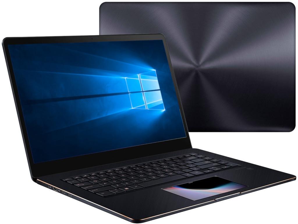 Ноутбук ASUS UX580GD-BN050T 90NB0I73-M01980 (Intel Core i5-8300H 2.3GHz/8192Mb/256Gb SSD/nVidia GeForce GTX 1050/Wi-Fi/Cam/15.6/1920x1080/Windows 10 64-bit)