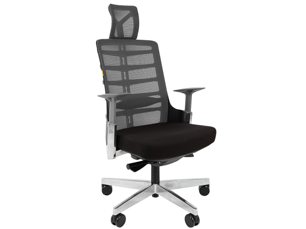 Компьютерное кресло Chairman Spinelly Black 00-07027143
