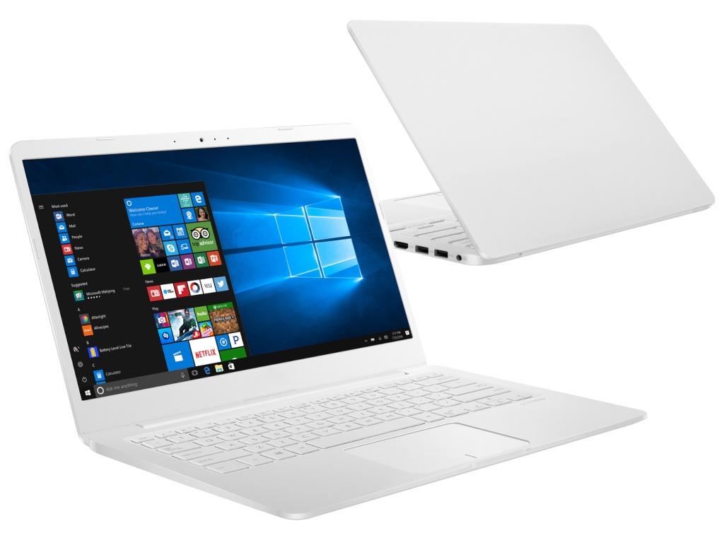 Ноутбук ASUS E406MA-BV116T 90NB0J83-M06990 (Intel Celeron N4000 1.1GHz/2048Mb/32Gb/No ODD/Intel HD Graphics/Wi-Fi/Cam/14.0/1366x768/Windows 10) ноутбук asus f553sa xx305t 15 6 1366x768 intel celeron n3050 500gb 2gb intel hd graphics черный windows 10 home 90nb0ac1 m06000
