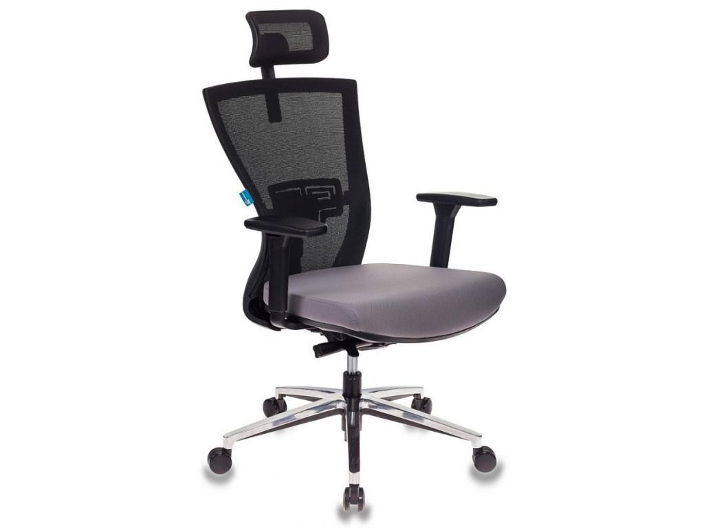 Компьютерное кресло Бюрократ MC-815-Н Black-Dark Grey