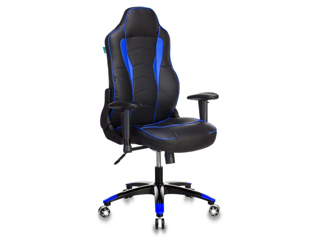 Компьютерное кресло Бюрократ VIKING-3 Black-Blue