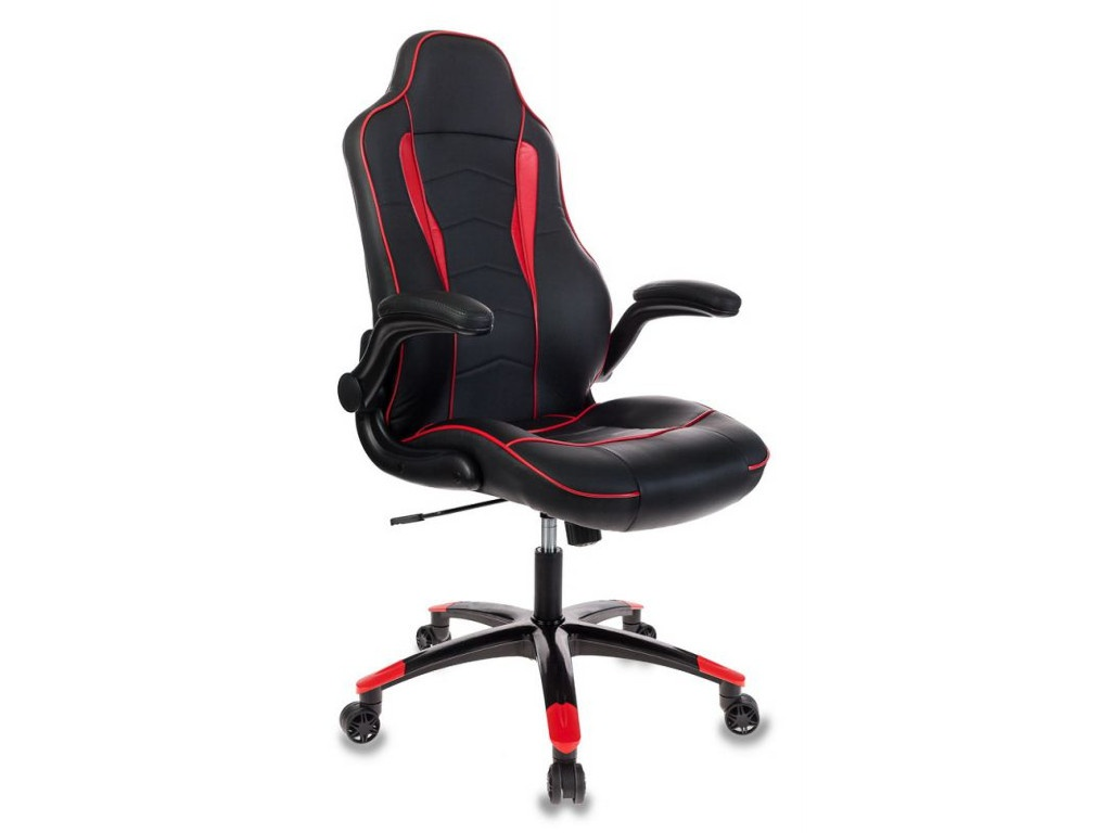 Компьютерное кресло Бюрократ VIKING-2 Black-Red