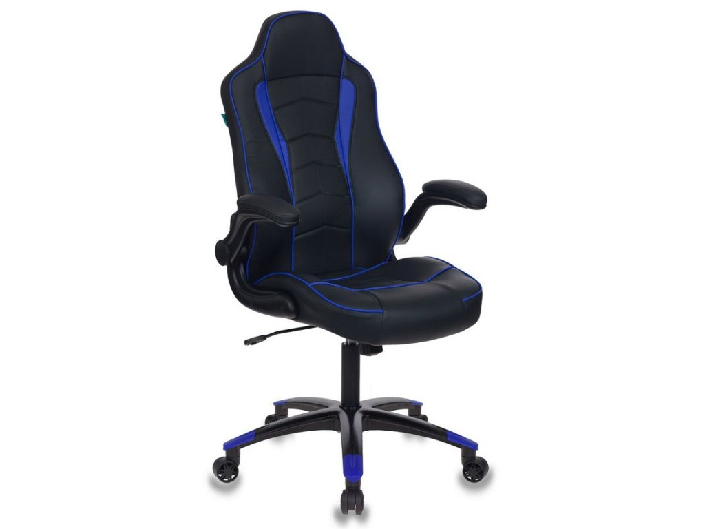 Компьютерное кресло Бюрократ VIKING-2 Black-Blue