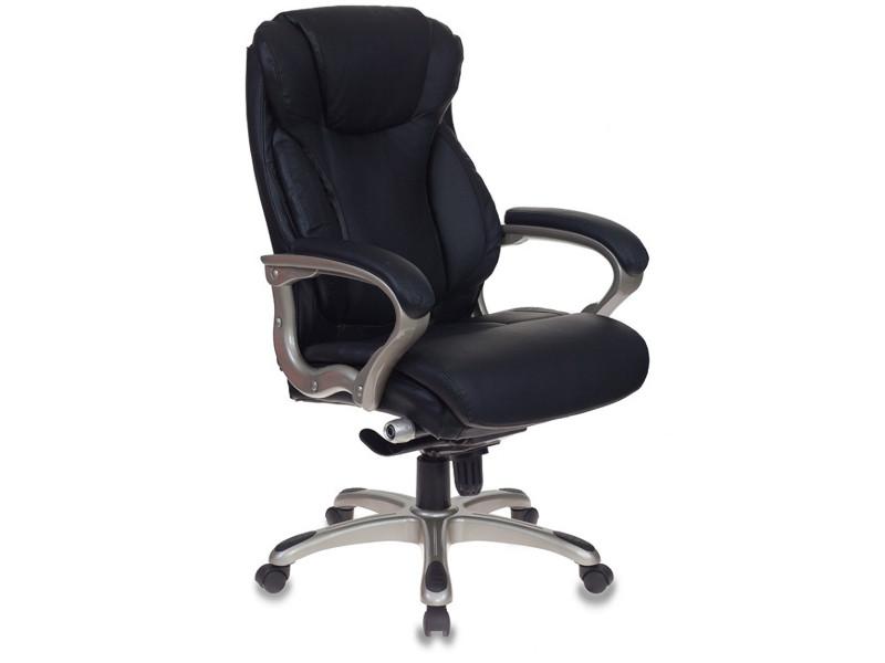 Компьютерное кресло Бюрократ T-9916 рециклированная кожа, кожзам Black 1075557