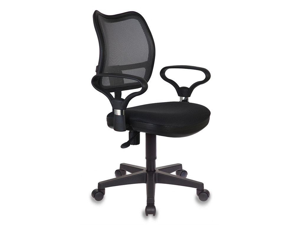 Компьютерное кресло Бюрократ CH-799AXSN Black