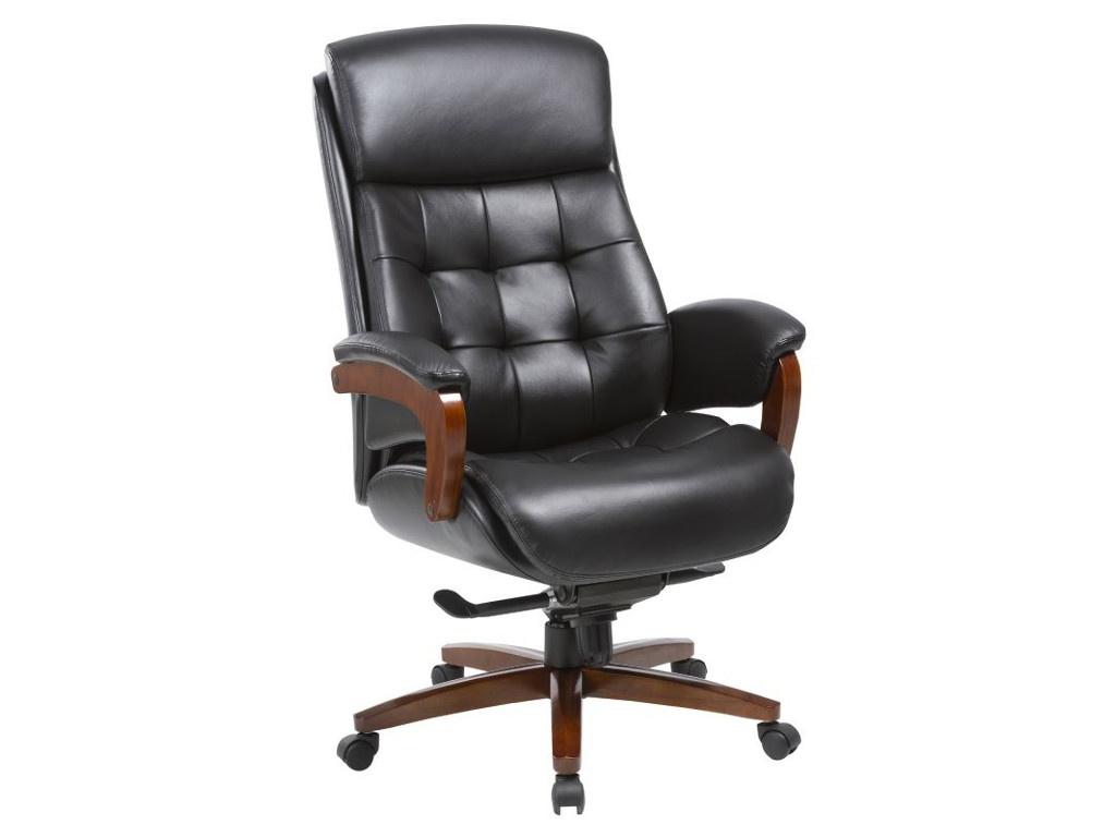 Компьютерное кресло Бюрократ _MEGA Black