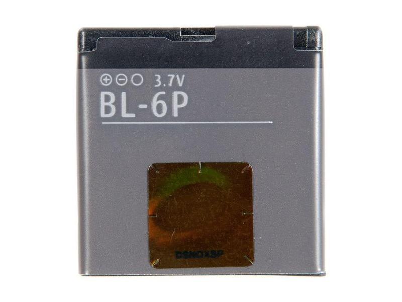 Аккумулятор RocknParts для Nokia 6500 Classic / 7900 Crystal Prism 679152