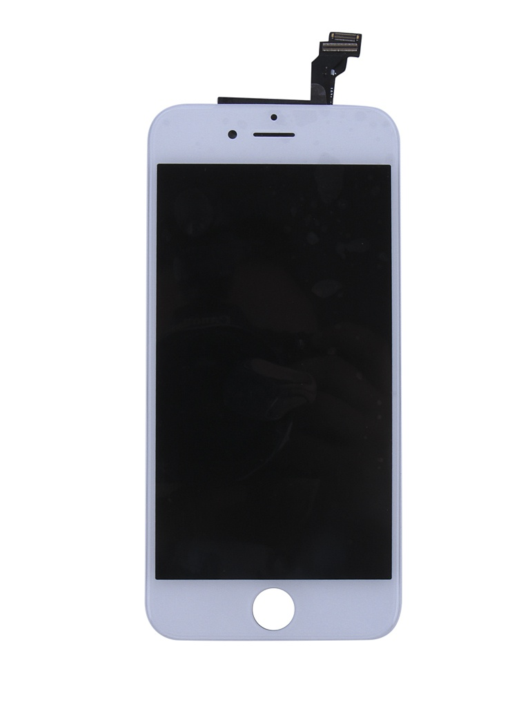 Дисплей RocknParts для APPLE iPhone 6 в сборе с тачскрином White 632871
