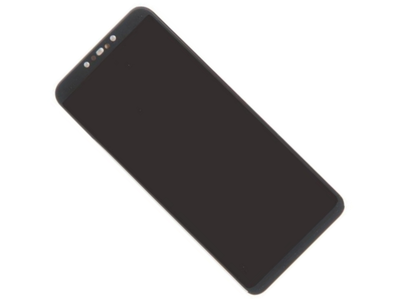 Дисплей RocknParts для Huawei Nova 3i / P Smart Plus в сборе с тачскрином Black 652225