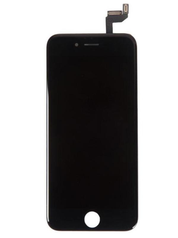 Дисплей RocknParts для APPLE iPhone 6S в сборе с тачскрином Black 632926