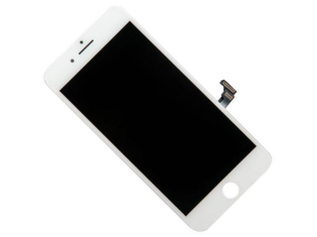 Дисплей RocknParts для APPLE iPhone 8 Plus в сборе с тачскрином White 563914 дисплей rocknparts для apple iphone 5s white 629352