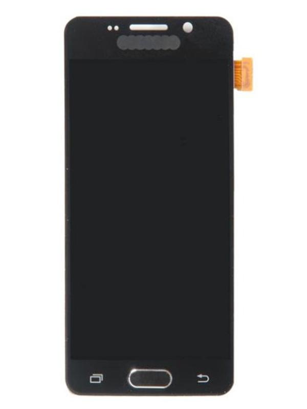 Дисплей RocknParts для Samsung Galaxy A3 SM-A310F 2016 в сборе с тачскрином Black 455628