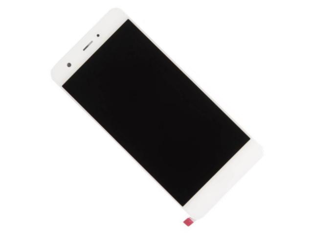 Дисплей RocknParts для Huawei Nova в сборе с тачскрином White 593082
