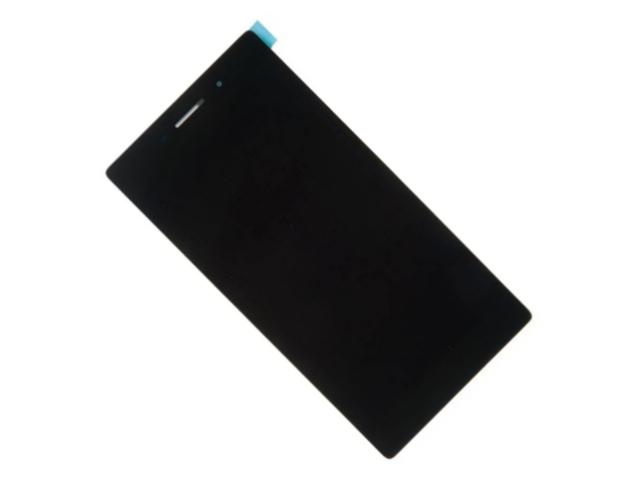 Аксессуар Дисплей RocknParts для Lenovo Tab 3 730X в сборе с тачскрином Black 540480 цена