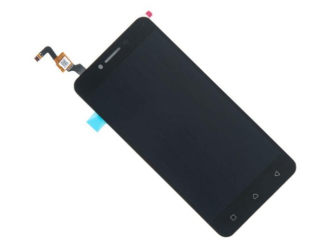 Дисплей RocknParts для Lenovo Vibe K5 в сборе с тачскрином Black 540467