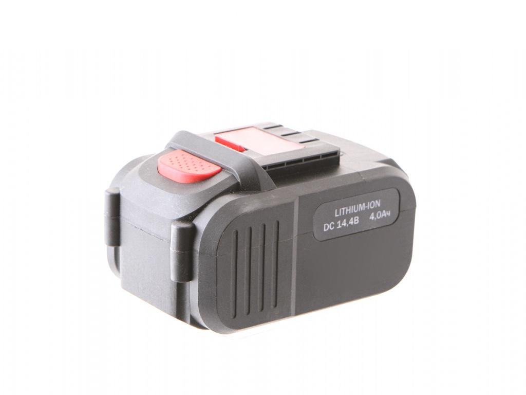 Аккумулятор Elitech Li-ion 14.4V 4.0Ah слайдер 1820.067500