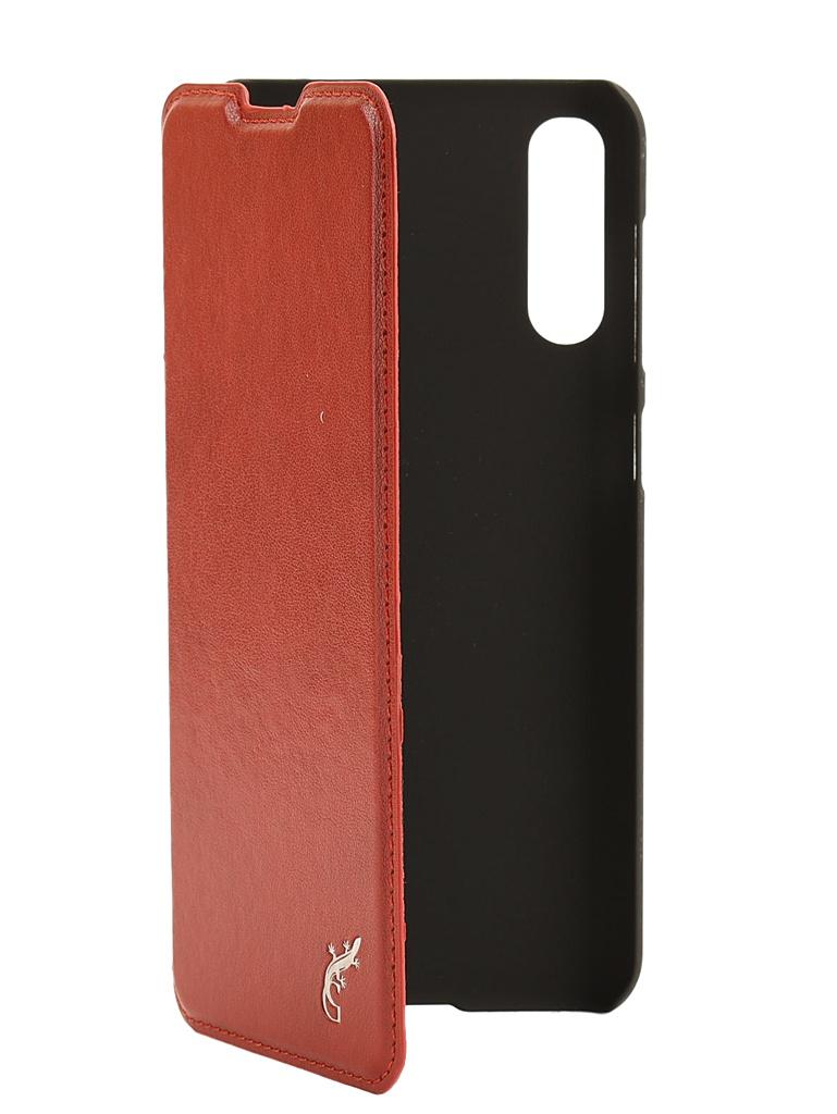 Чехол G-Case для Samsung Galaxy A50 SM-A505F Slim Premium Red GG-1102 чехол g case для samsung galaxy a30 sm a305f a20 sm a205f slim premium red gg 1101