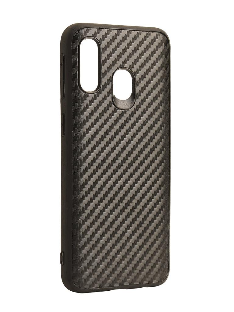 Чехол G-Case для Samsung Galaxy A40 SM-A405F Carbon Black GG-1070 чехол g case для samsung galaxy tab s6 10 5 sm t860 sm t865 slim premium black gg 1166