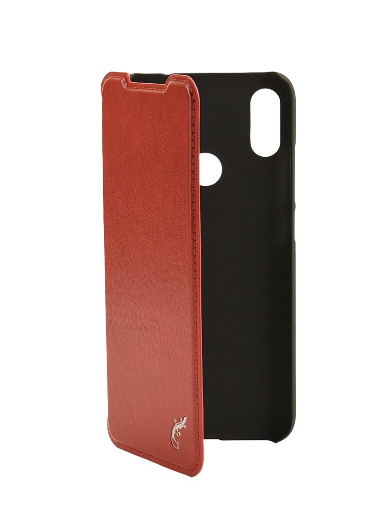 Чехол G-Case для Xiaomi Redmi Note 7 / Pro Slim Premium Red GG-1104