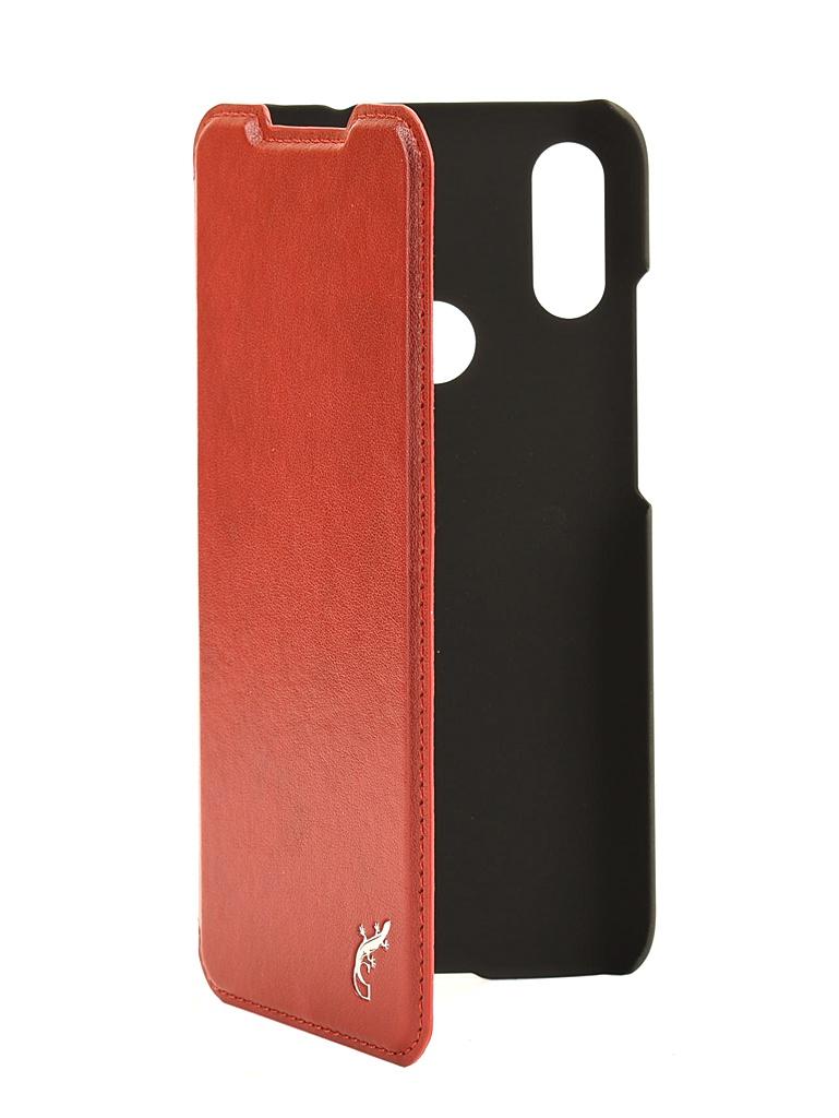 Чехол G-Case для Xiaomi Redmi 7 Slim Premium Red GG-1103