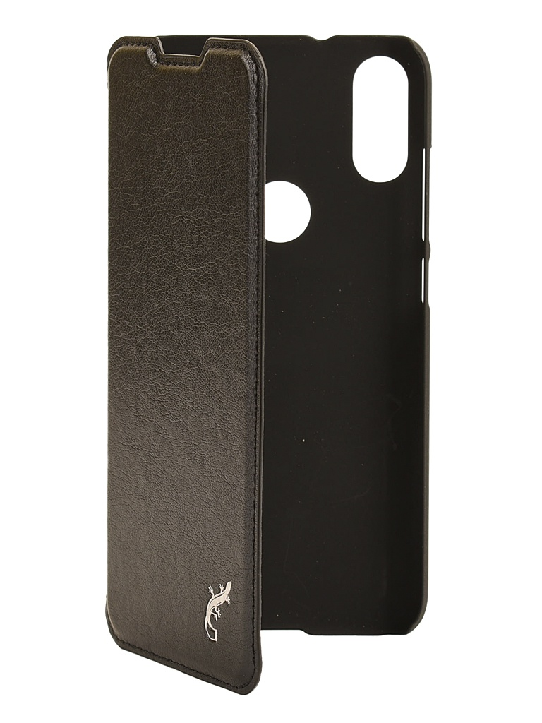 Чехол G-Case для Xiaomi Mi Play Slim Premium Black GG-1068