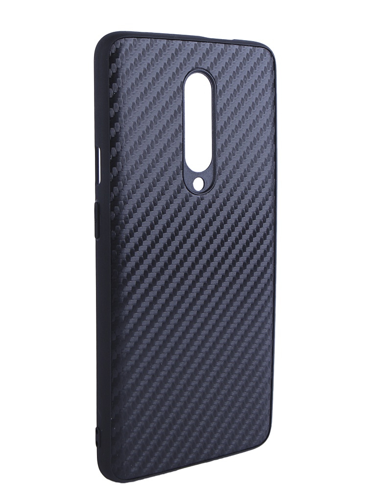 Аксессуар Чехол G-Case для OnePlus 7 Pro Carbon Black GG-1100