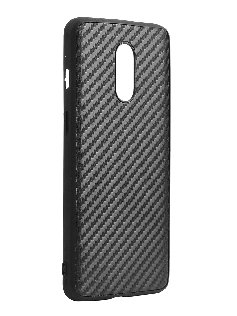 Аксессуар Чехол G-Case для OnePlus 7 Carbon Black GG-1099