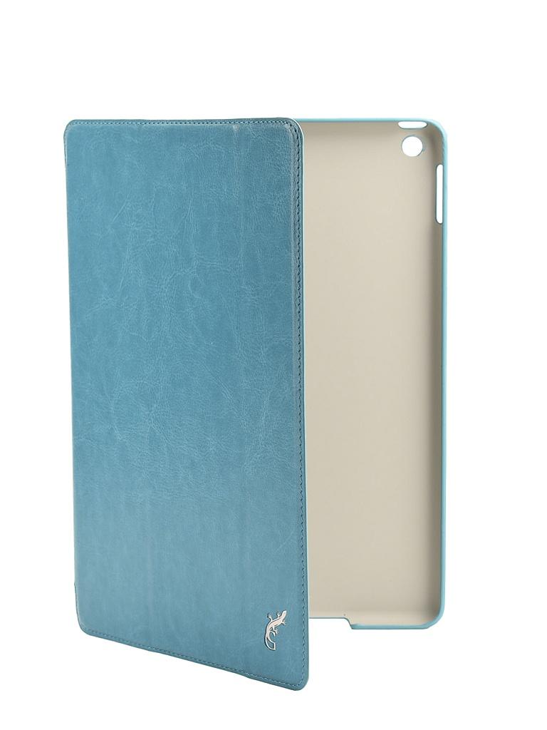 Аксессуар Чехол G-Case для APPLE iPad 9.7 2017 / 2018 Slim Premium Light Blue GG-1098