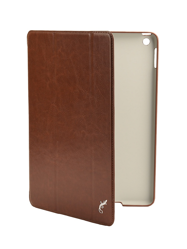 Аксессуар Чехол G-Case для APPLE iPad 9.7 2017 / 2018 Slim Premium Brown GG-1084 чехол для ipad mini 4 g case slim premium черный