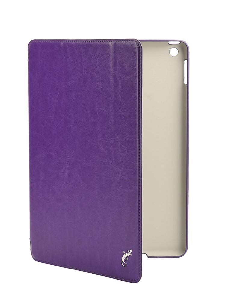 Аксессуар Чехол G-Case для APPLE iPad 9.7 2017 / 2018 Slim Premium Purple GG-1082 чехол для ipad mini 4 g case slim premium черный